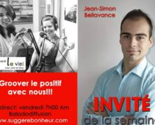Rencontre avec Jean Simon Bellavance